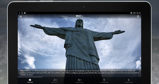 goto-rio-android Explore Rio de Janeiro With This Beautiful Offline Tourist Guide App For iOS And Android