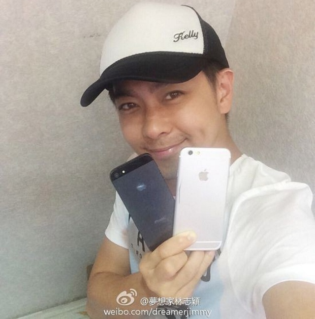 iphone-6-jimmy Jimmy Lin's iPhone 6 Leak Is Reportedly Genuine