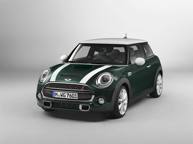 mini-cooper-sd MINI Cooper SD: The British Company's Most Powerful Diesel Variant (Gallery)
