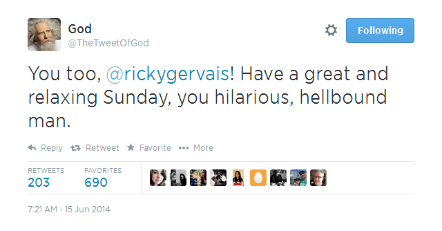 ricky-gervais-god-7 Ricky Gervais Had A Hilarious Chat With God