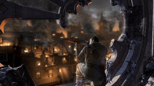 sniper-elite-v2-free Rebellion's Sniper Elite V2 Available For Free; Offer Ends In A Few Hours