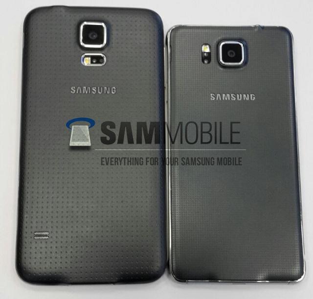 samsung-galaxy-alpha-1 Samsung Galaxy Alpha Semi-Metallic Smartphone
