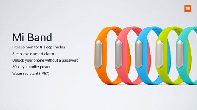 xiaomi-mi-band Xiaomi Mi 4: Specs, Price And Availability