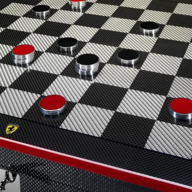 Ferrari-carbon-fiber-chess-set-4-640x640 Ferrari Carbon Fiber Handmade Chess Set Can Be Yours For $2,012