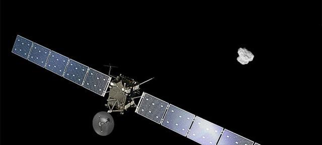 Rosetta-Comet-67P-Churyumov-Gerasimenko
