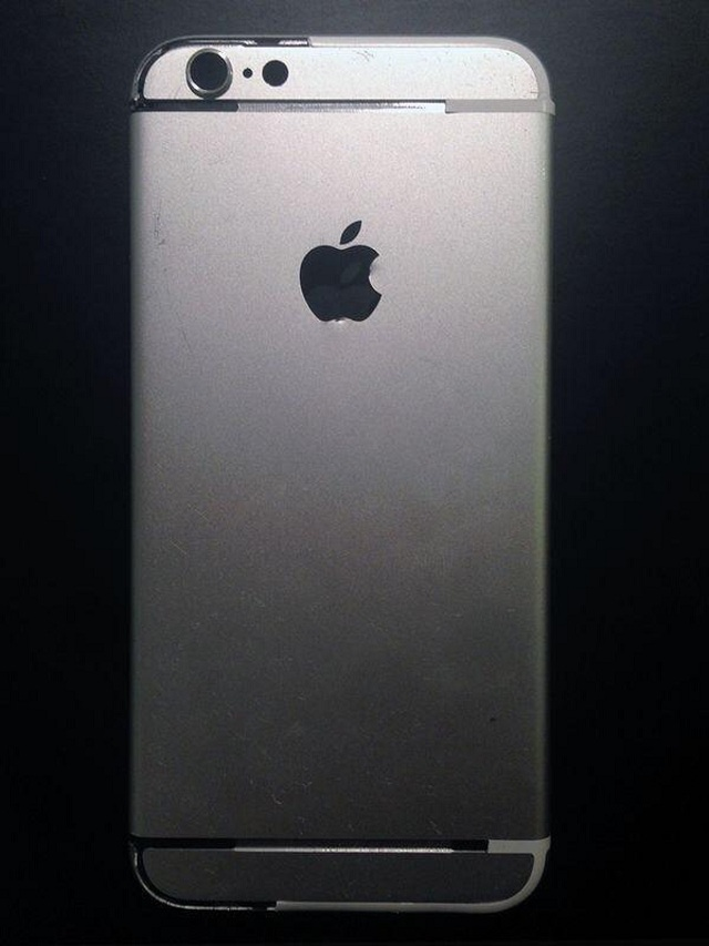 iphone6-backplate-1 Apple iPhone 6 Backplate Leaked?