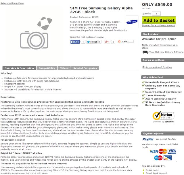 samsung-galaxy-alpha-specs-price-1 Samsung Galaxy Alpha: Specs And Price