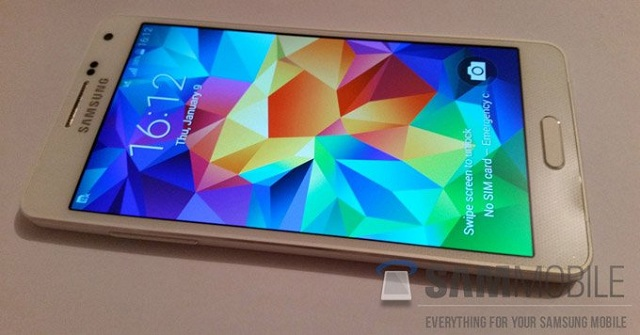 SAMSUNG-GALAXY-A5-SM-A500 Samsung Galaxy A5 Reportedly Won't Feature A Full-Metal Body