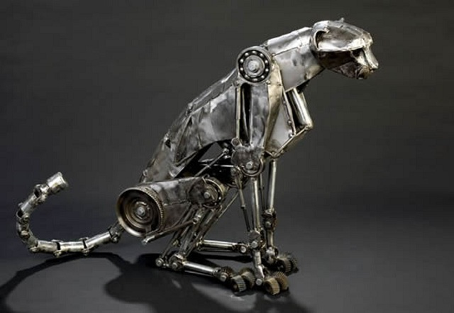 robot-cheetah This Cheetah Robot Is Silent And Eco-Friendly (Video)