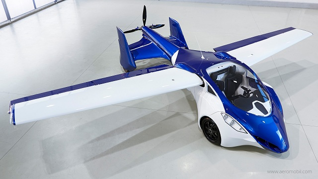 aeromobil-flying-car-1 AeroMobil 3.0: The Coolest Flying Car So Far (Video)