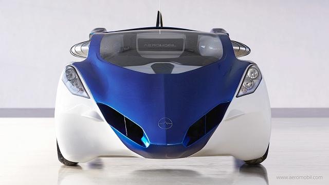 aeromobil-flying-car AeroMobil 3.0: The Coolest Flying Car So Far (Video)