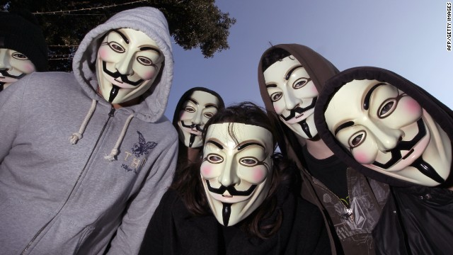 anonymous-china-ddos