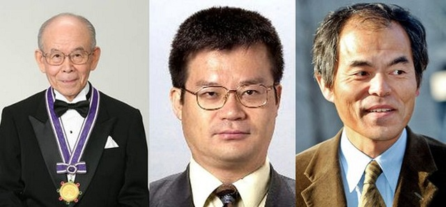 nobel-prize-physics Physics Nobel Prize Goes To Three Japanese Scientists