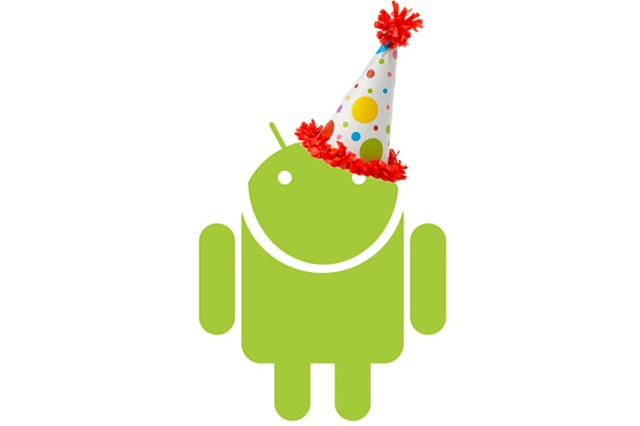 android-birthday