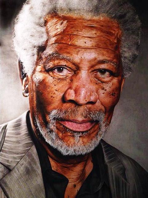 morgan-freeman-1 This Is Not A Photo Of Morgan Freeman (Video)