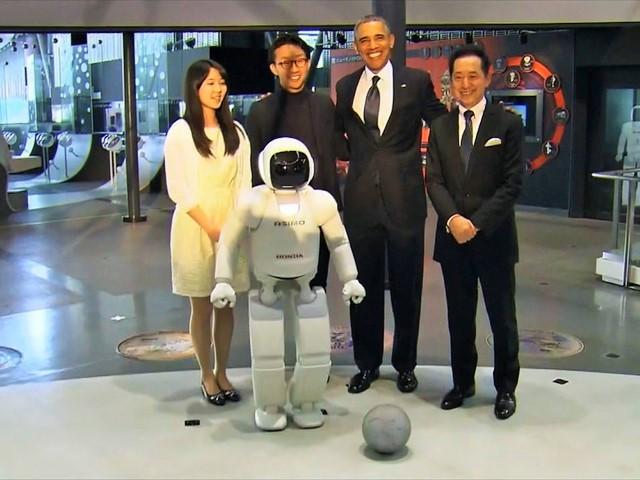 President Obama in Asia