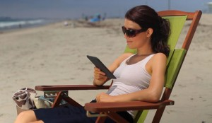ereader-on-beach-300x174 eReader: 7 Tips To Help You Read Effectively in 2015